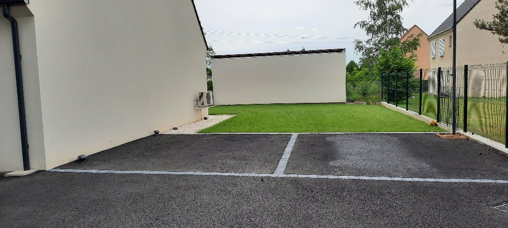 Aire camping-car à Villers-Cotterêts (02600) - Photo 1